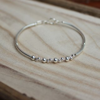 *hippie* Lonely Planet│Artisan Crafts Sterling Silver Bracelet / Bangle