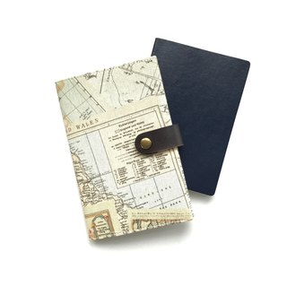 Passport Holder | Map