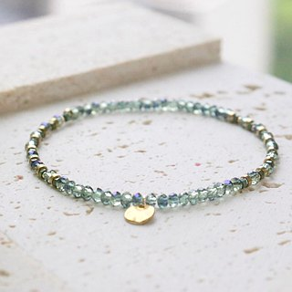 Crystal bracelet 0626 - what to do