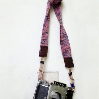 ENDORPHIN handmade camera strap (webbing collection- D)