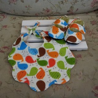 Baby Gift Set Happy bird (14cm)