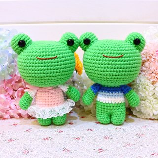 Frog - couple. Wedding Gifts. birthday present