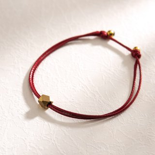 Charlene💕 traction bracelet 💕 - jewelry size S, M, L, this page L + wine red thick line, number LXM05