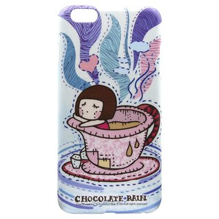 Sigema X Chocolate Rain Case for iPhone 6 Plus / Dream Girl Chocolate Phone Case