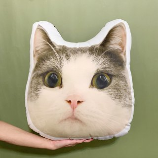 FunPrint customize Custom Cat pillow