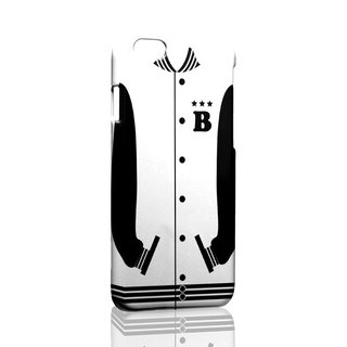 White baseball jacket custom Samsung S5 S6 S7 note4 note5 iPhone 5 5s 6 6s 6 plus 7 7 plus ASUS HTC m9 Sony LG g4 g5 v10 phone shell mobile phone sets phone shell phonecase
