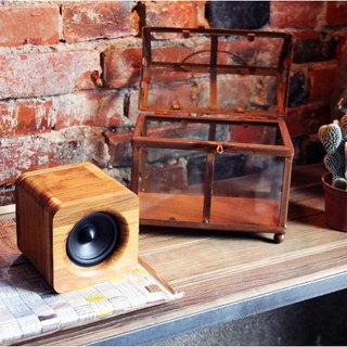 MIN623 PORTABLE BLUETOOTH SPEAKER-TEAK