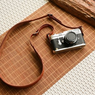 hykcwyre Handmade Leather Camera Strap, Personalise, Comfort, Leica,Canon,Nikon