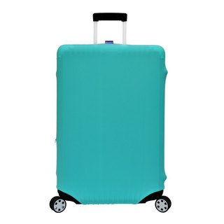 Travel elastic box sets | solid models blue-green S, M, L, XL]