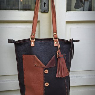 Nora long tote handbag