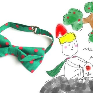 Little Prince and his roses tie - Christmas special section