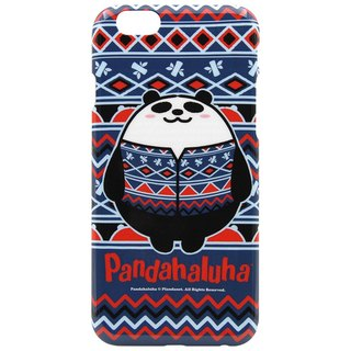 Sigema X Pandahaluha Case for iPhone 6 / 6s sweater Panda Phone Case