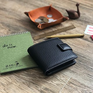 革職人 LEATHER FACTORY【Plage Coin Packet Wallet / Tab Bifold Wallet】Made in Japan