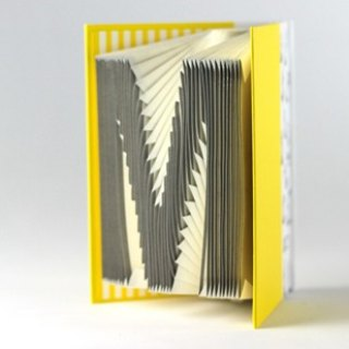 FOLDING BOOK – ALPHABET (YELLOW)
