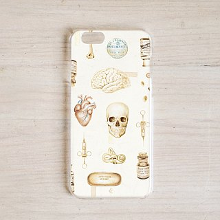 Retro Medical Device Phone Case/Medical