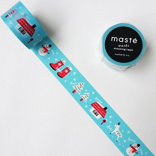 Mastee and paper tape 2015 Xmas [Winter Tour (MST-MKT113-A)]