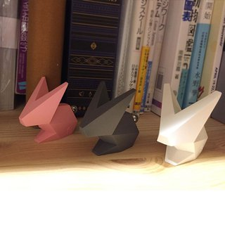 Buy one get one free origami zoo ZOORIGAMI rabbit exchange gift