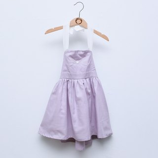 [My little star] I love Monroe organic cotton bandage dress (lavender)