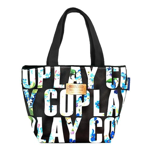 COPLAY  tote bag tabloid