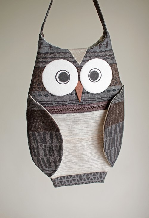 Owl Handbag No.1
