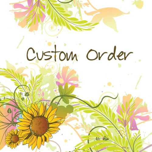 Customer order exclusive orders - Cai puff loo