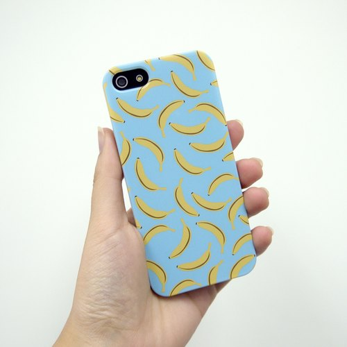 Lovely Banana Pattern Print Soft / Hard Case for iPhone 5/5S, iPhone 4/4S, Samsung Galaxy Note 4 Note 3, S5, S4, S3