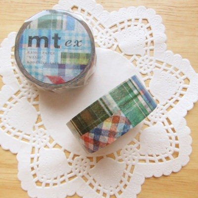 mt and paper tape mt ex [England Check Patchwork (MTEX1P63)]