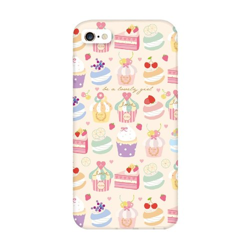 Cute sweetheart tea phone case