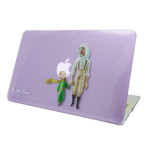 "Little Prince movie version of the authorized series - [all the way to go] ""Macbook 12"" / 11 inch special ""crystal shell"