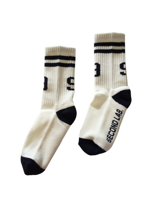 Second Lab Nippon Hello digital sports socks on the 9th
