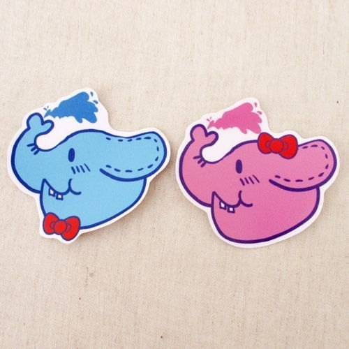 Funny stickers everywhere waterproof stickers - love is like with