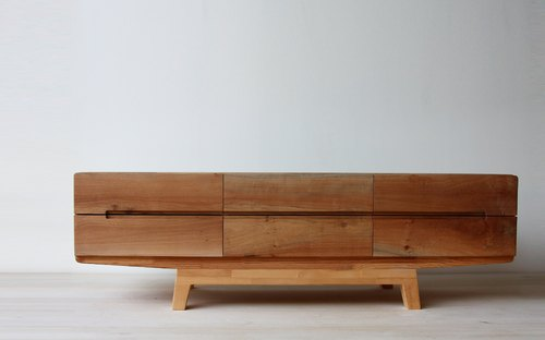 《HO MOOD》Deconstruction Series - Smile TV cabinet