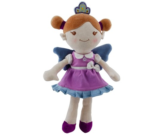 US MyNatural Good Earth Fairy Earth Fairy -Bruette Princess guard brown hair princess