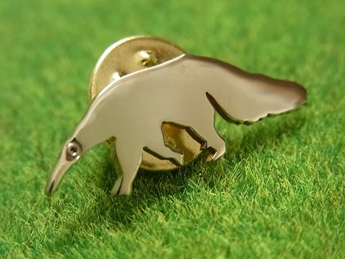 Anteater pins