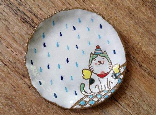 Cat Little Prince ─ wait sunny day ✖ modeling plate
