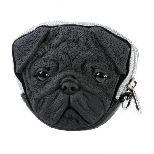 Adamo 3D Bag Original Pug dog purse