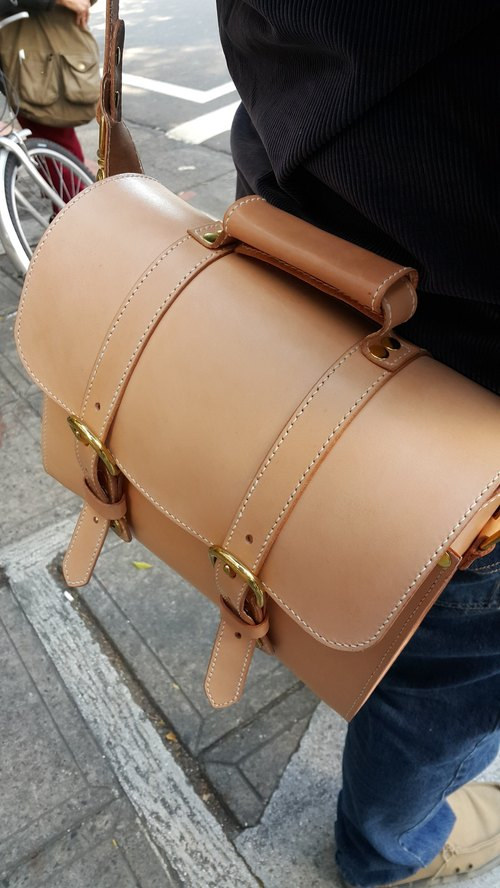 [Koike Pao firm] Leather bags / handbag / bag / backpack / handmade leather / koike exclusive custom