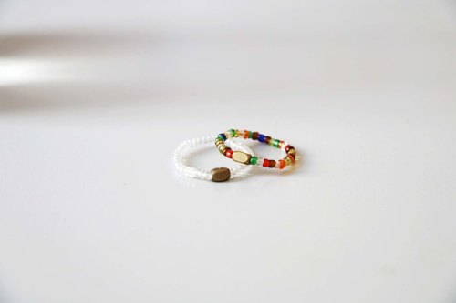 Hand Rings ♁ small indeed fortunate (2)