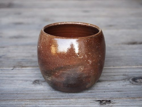 Bizen free cup (large) _f2-005