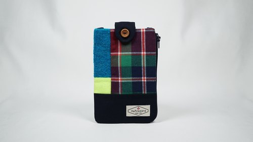 HAZA cell phone pocket (+ hook strap)