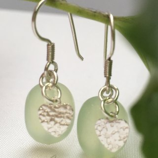 E0336 - The Best Of Fashionable Gifts - Make Your Own - Natural Gem - Grape Stones 925 Earrings