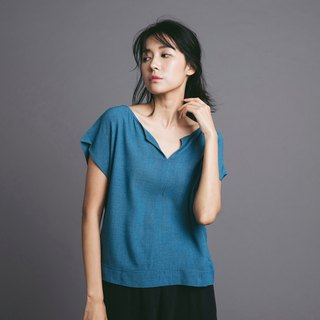Cotton Top - Blue