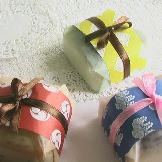 Colorful and windy soaps ~ Weddings Valentine's Day Mother's Day Gifts