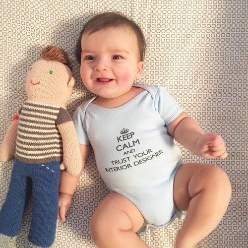 American Blabla Kids | Cotton Knit Dolls (Big Only) - Rock Boys 1-0-0258