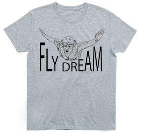 FLY DREAM (4.0oz gray)