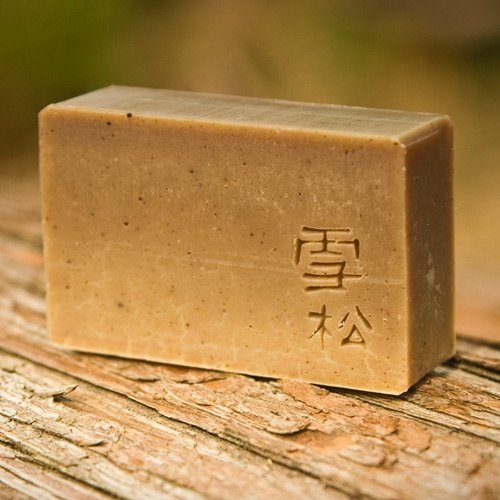 Wenshan hand soap - quiet cedar (bath with hand soap)