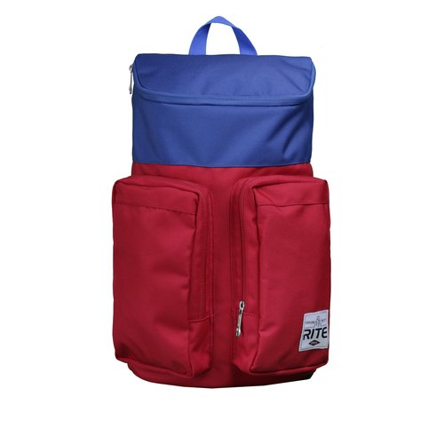 RITE- Urban║ twin bag package (L) - Joe Green / Red