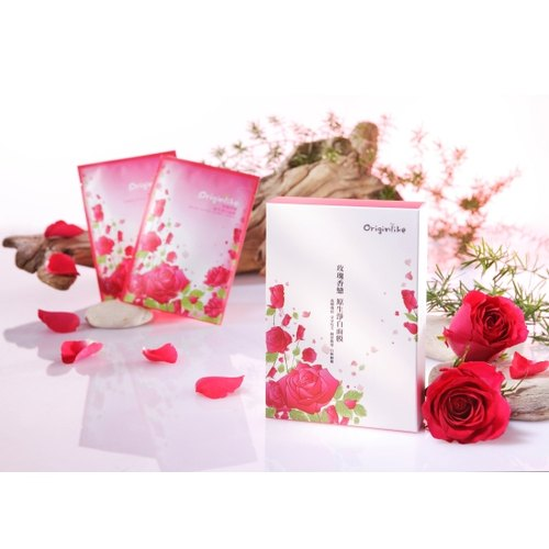 Originlike Rose Love Native Whitening Mask