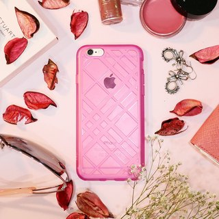 iPhone6 ​​Plus / Mobile Shell / Softshell / Gift / Fashion / Powder / vitre
