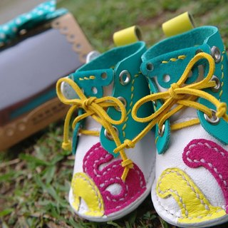 NEW1 cute baby birthday commemorative handmade shoes 150,313